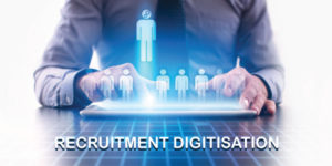 Three benefits of digitising recruitment