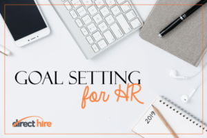5 Steps to Effective Goal Setting for HR