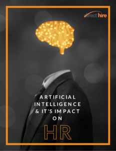 Artificial Intelligence and it's impact on HR