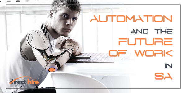 Automation and the future of work in SA