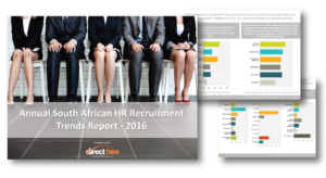 South African Recruitment Trends Report – 2016